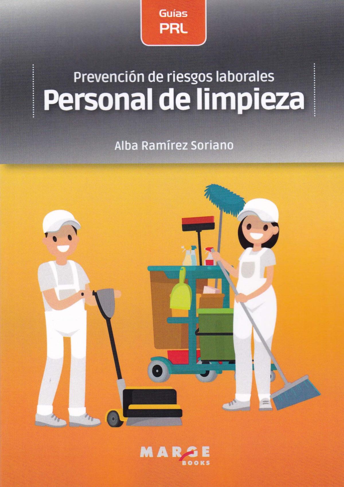 PREVENCIÓN DE RIESTOS LABORALES: PERSONAL DE LIMPIEZA