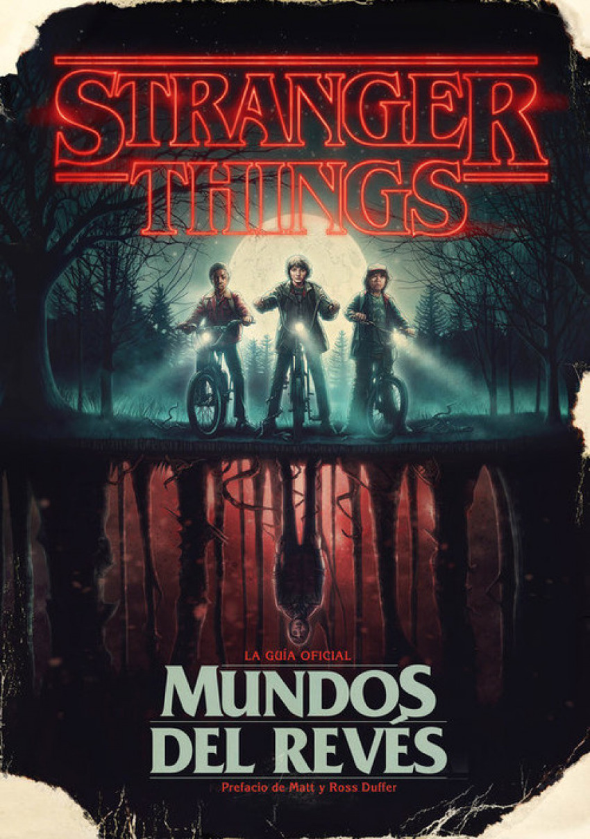 MUNDOS DEL REVES STRANGER THINGS