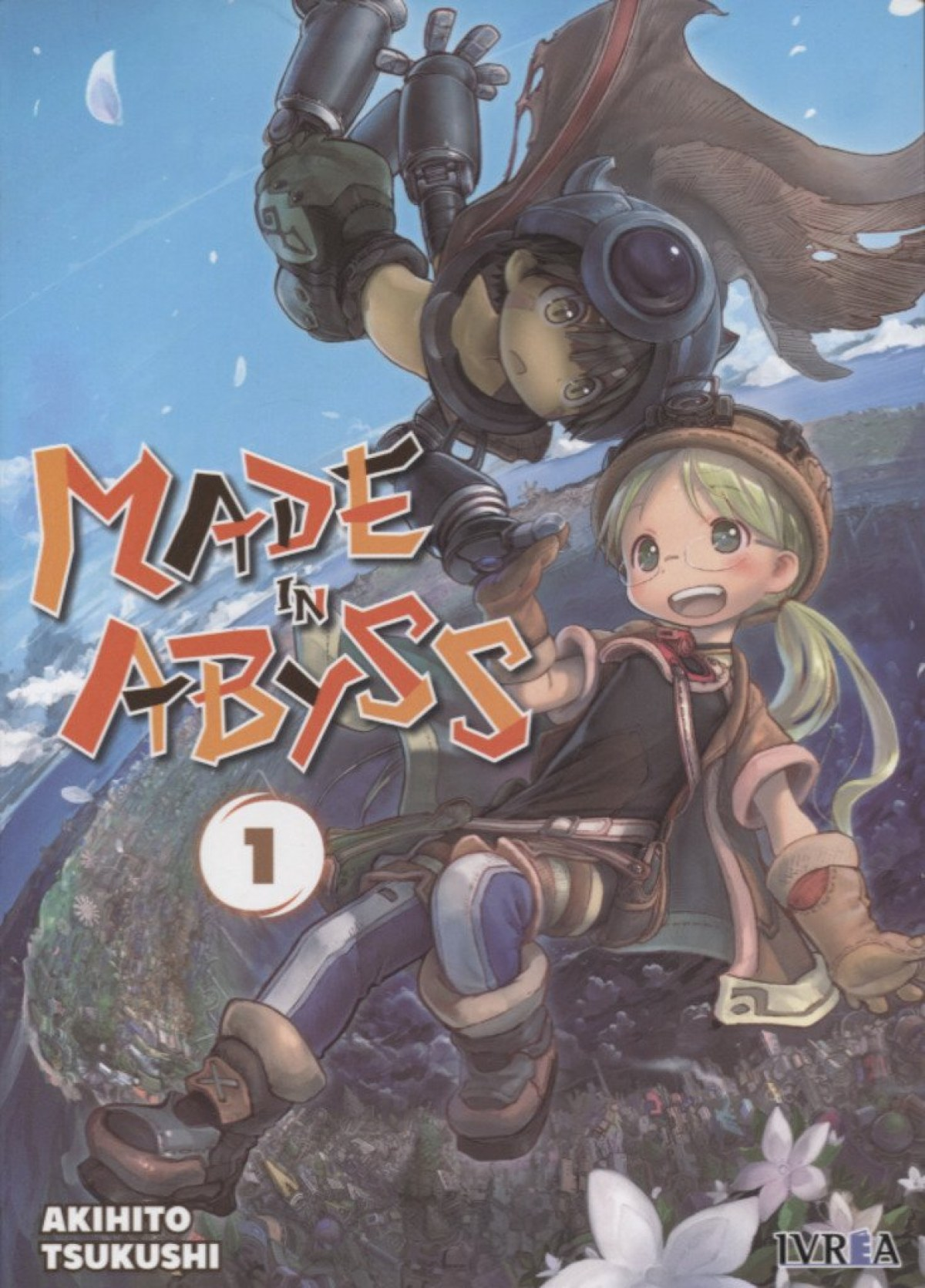 MADE IN ABYSS 1 9788417356736