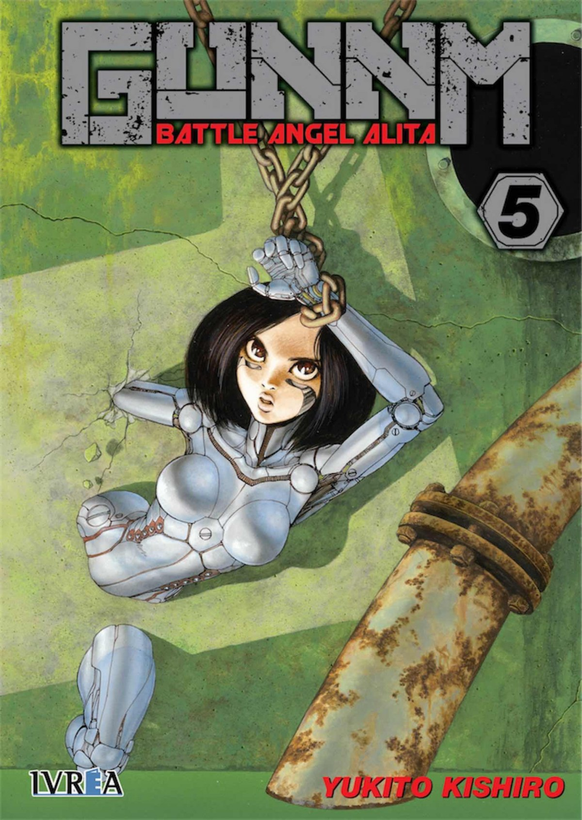 GUNNM BATTLE ANGEL ALITA 5