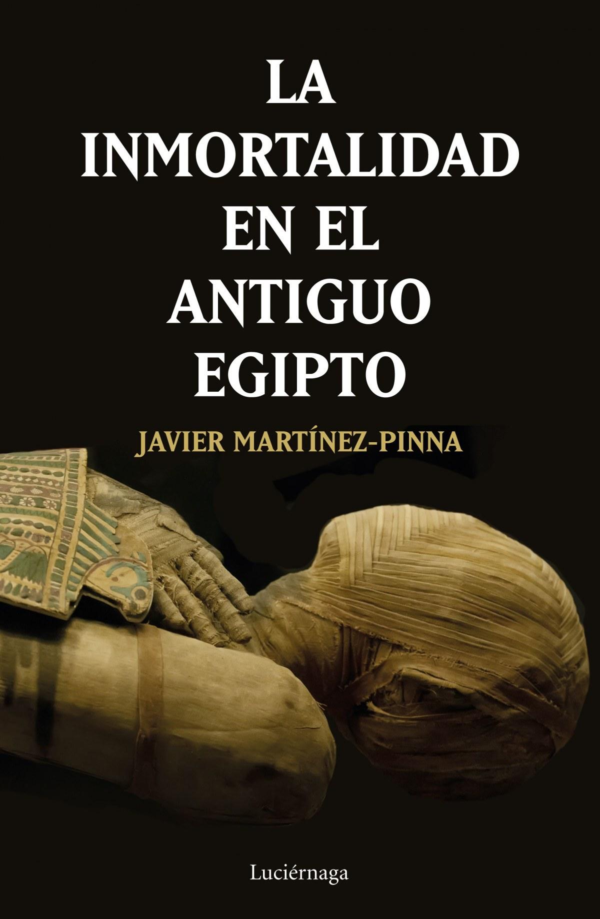 INMORTALIDAD EN EL ANTIGUO EGIPTO