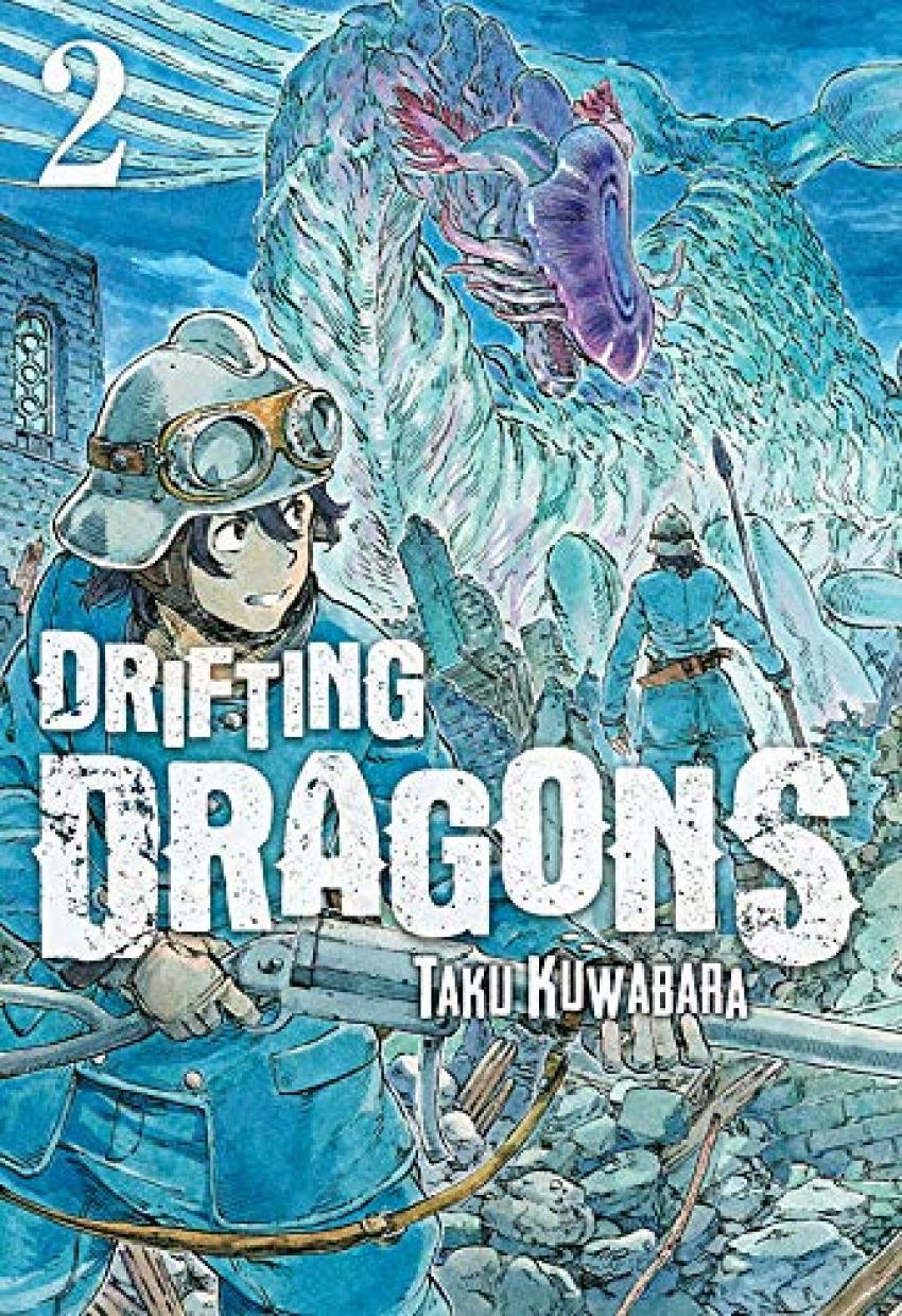 DRIFTING DRAGON 2