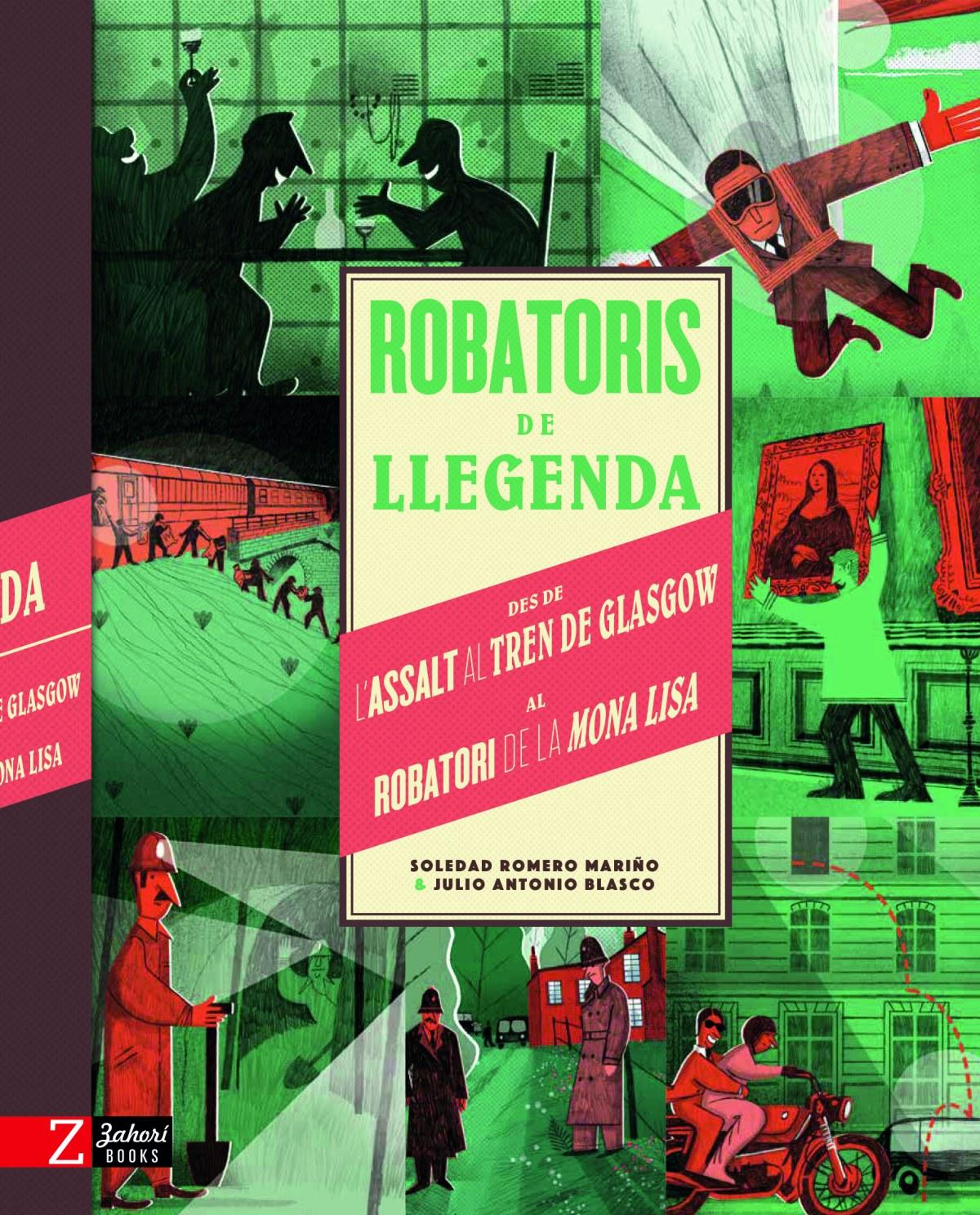 ROBATORIS DE LLEGENDA