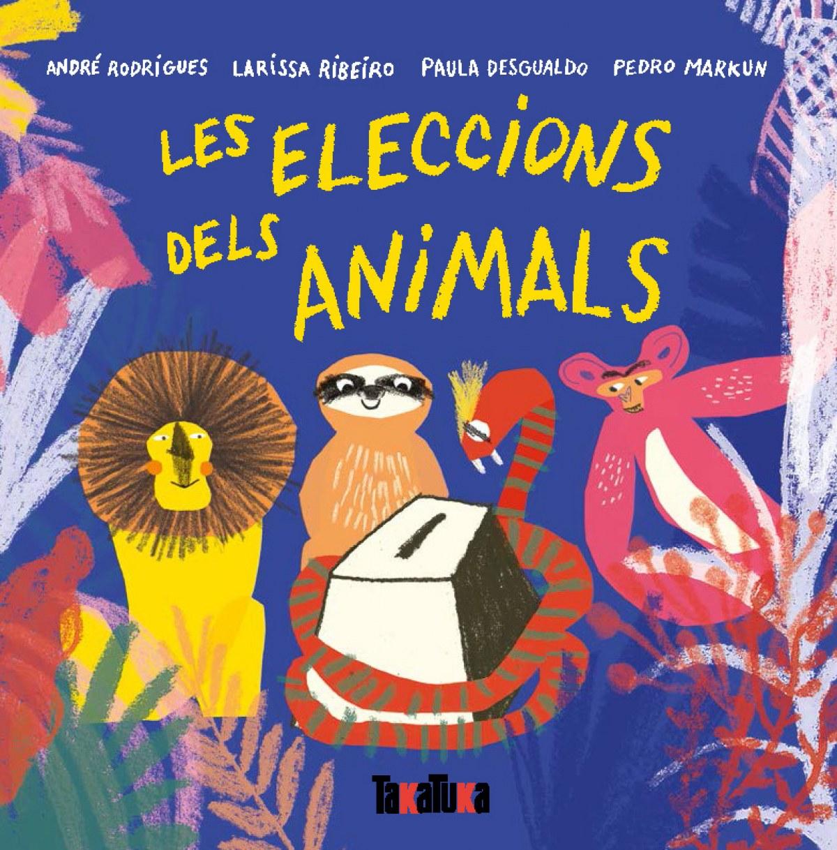 LES ELECCIONS DELS ANIMALS