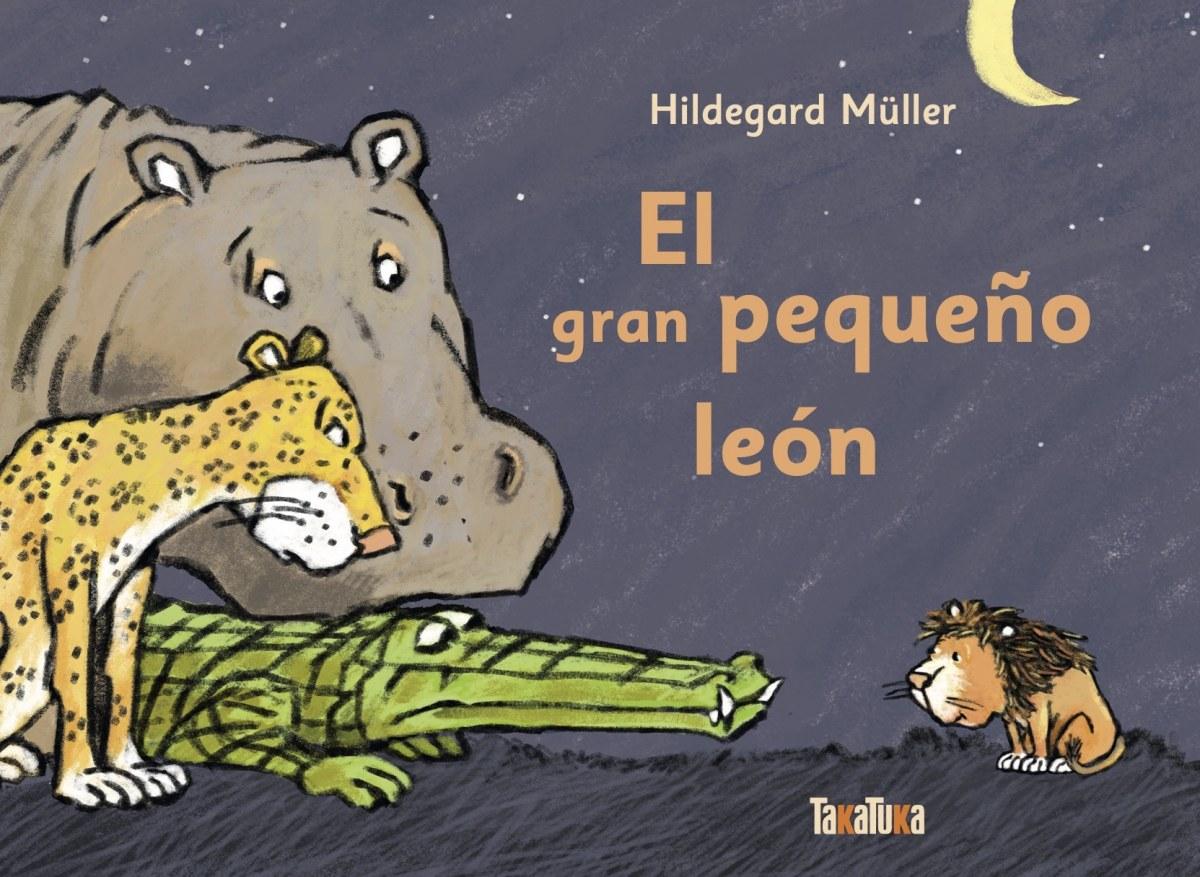 EL GRAN PEQUEÑO LEON