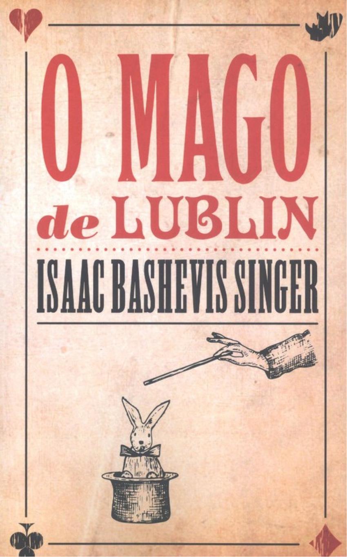 O MAGO DE LUBLIN