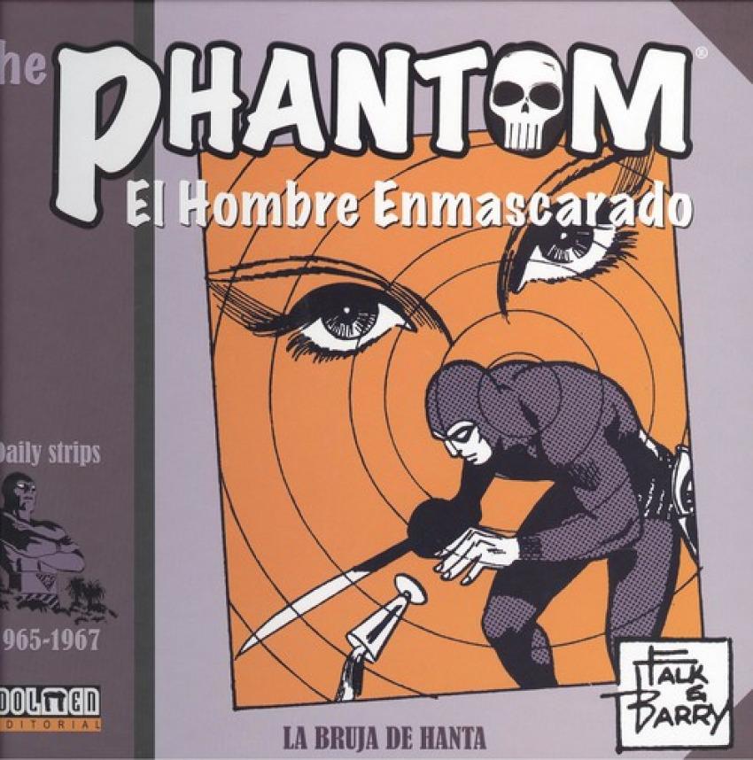 THE PHANTOM EL HOMBRE ENMASCARADO