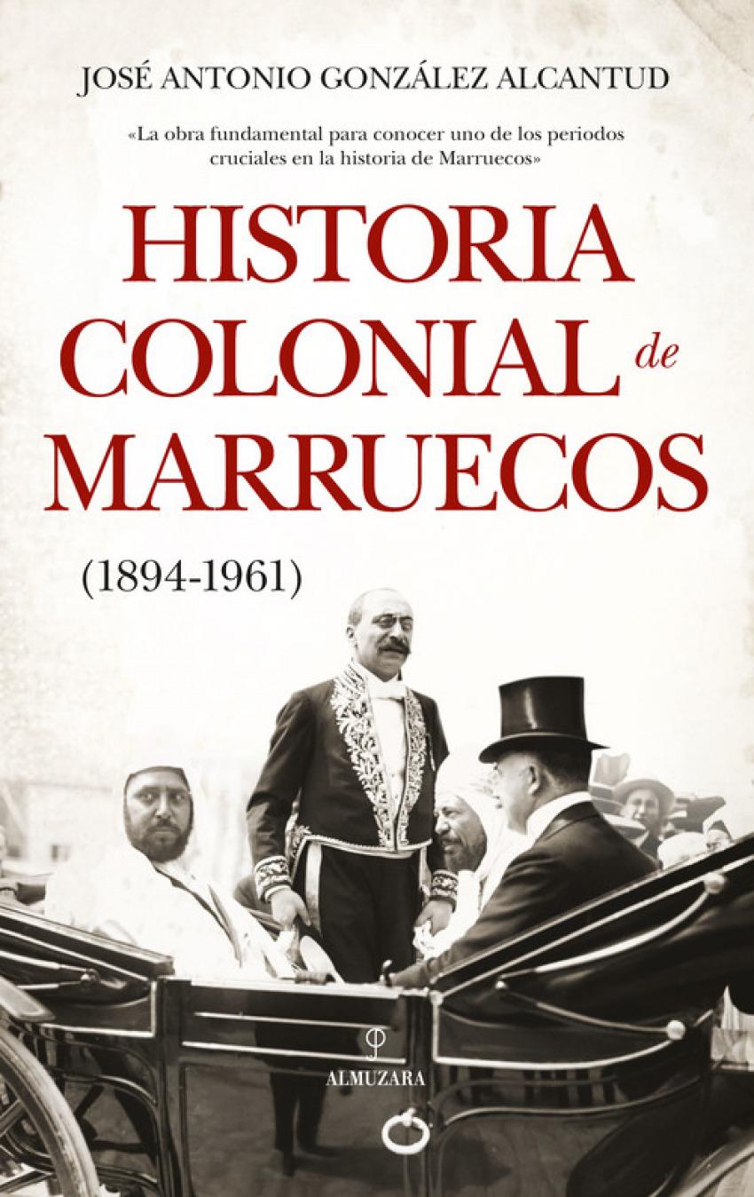 HISTORIA COLONIAL DE MARRUECOS