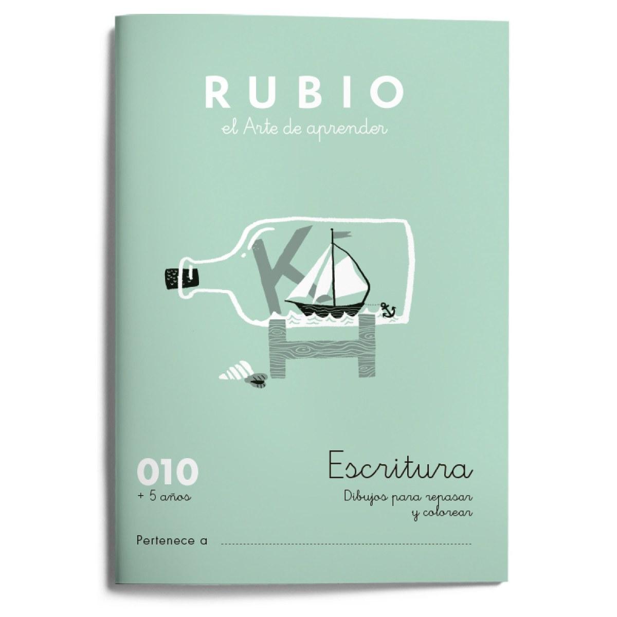 ESCRITURA RUBIO 010 DIBUJOS