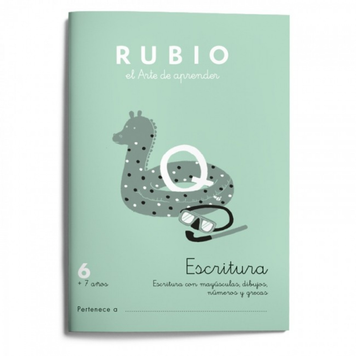 Escritura RUBIO 6