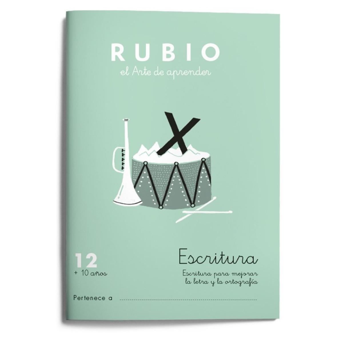 Escritura RUBIO 12