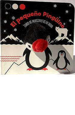 El pequeño pinguino (libro de marionetas de dedo)