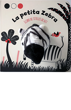 La petita Zebra