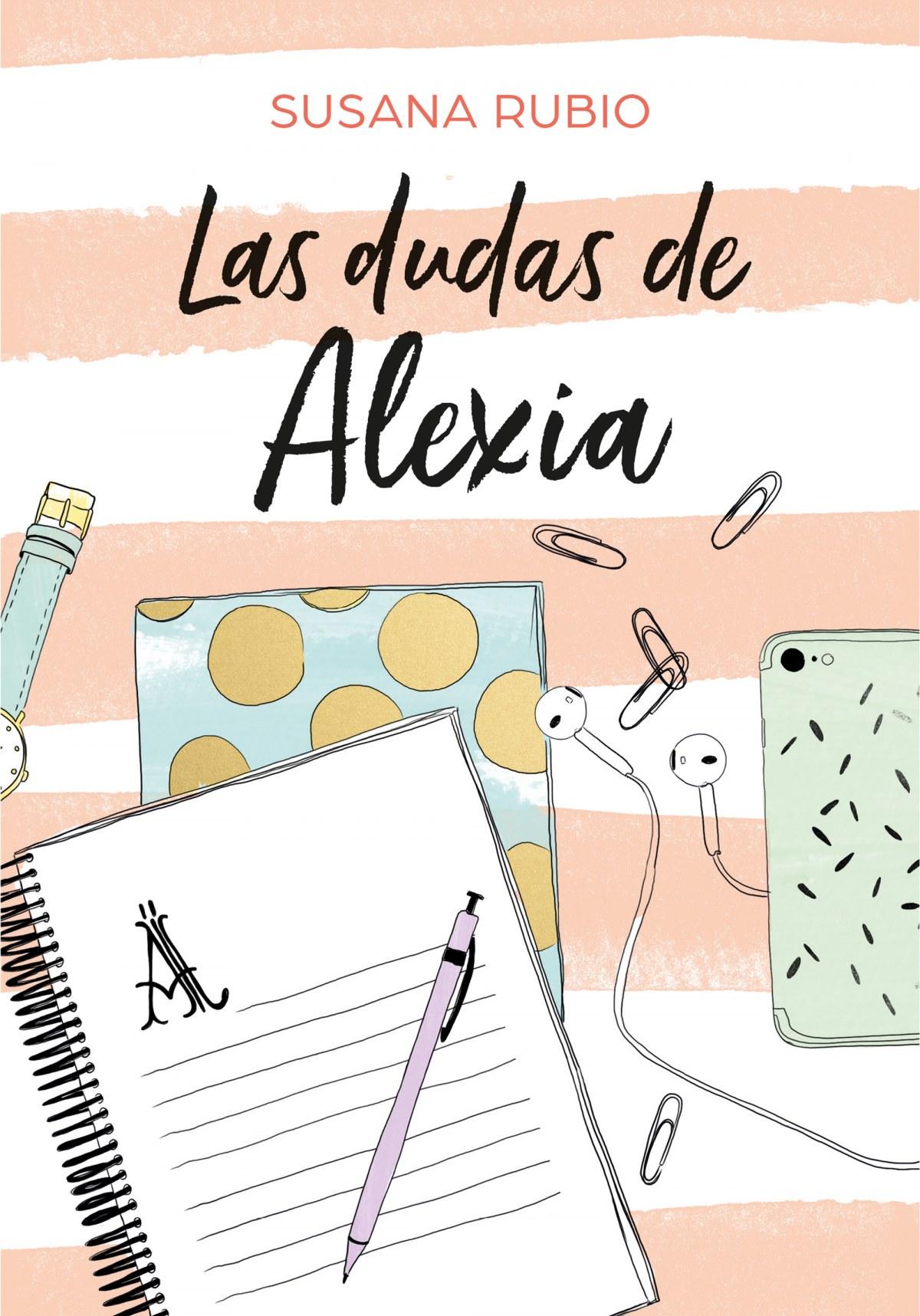 LAS DUDAS DE ALEXIA 9788417460440
