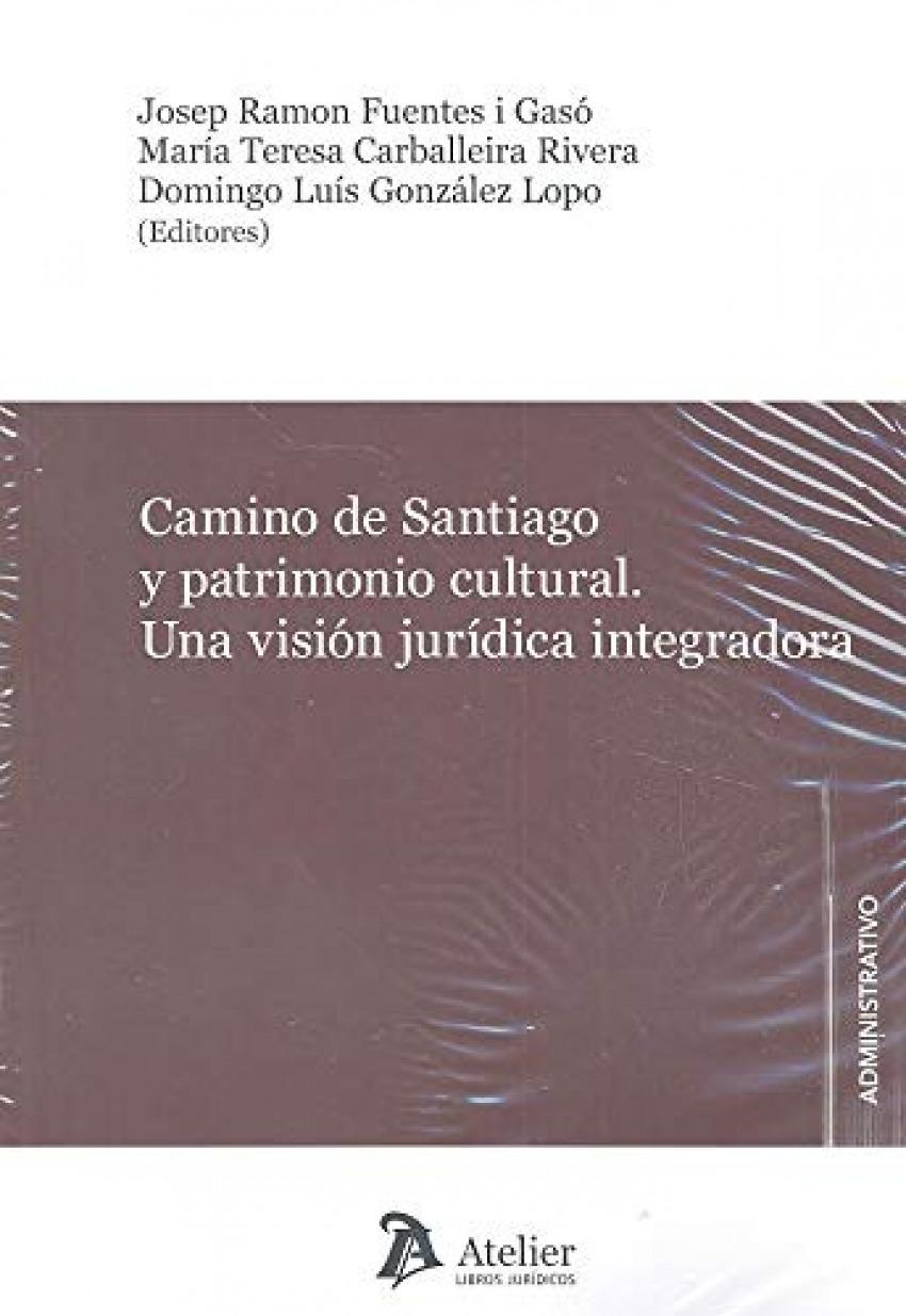 Camino de Santiago y patrimonio cultural.