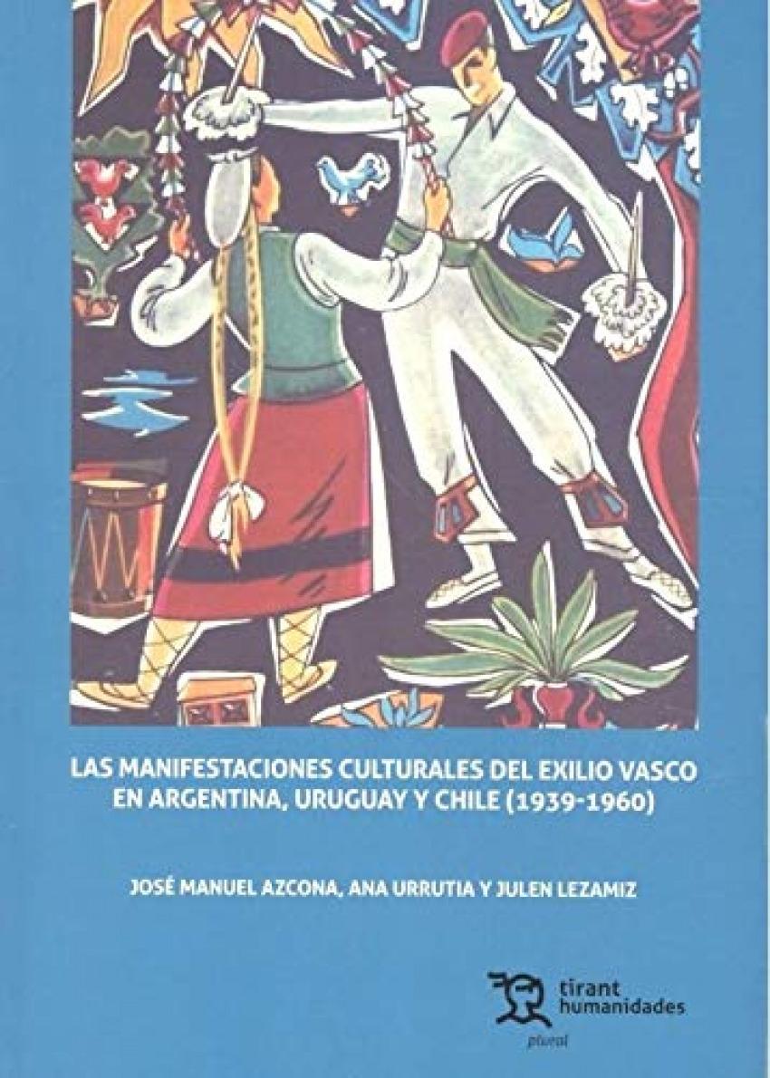 Las manifestaciones culturales del exilio vasco en Argentina, Uruguay y Chile (1939-1960)