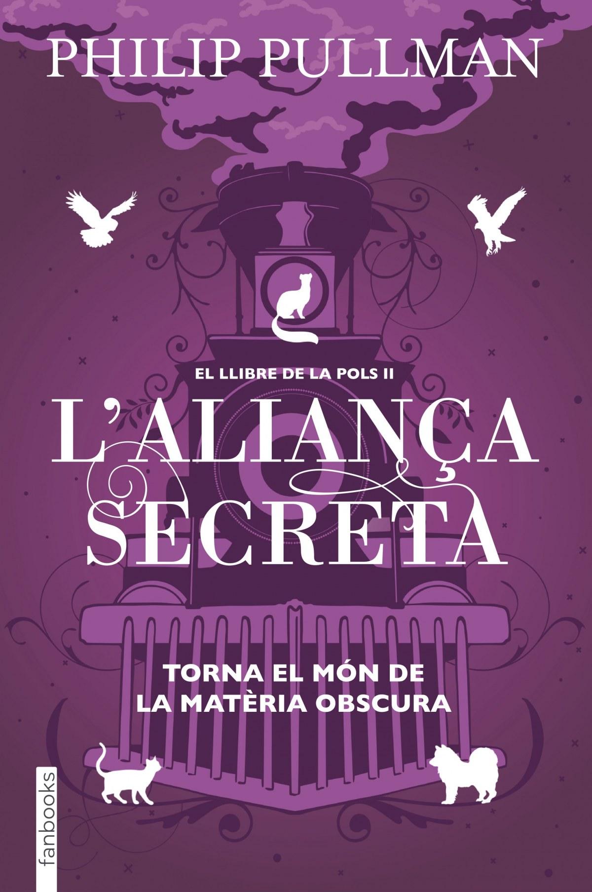El Llibre de la Pols 2. L'aliança secreta
