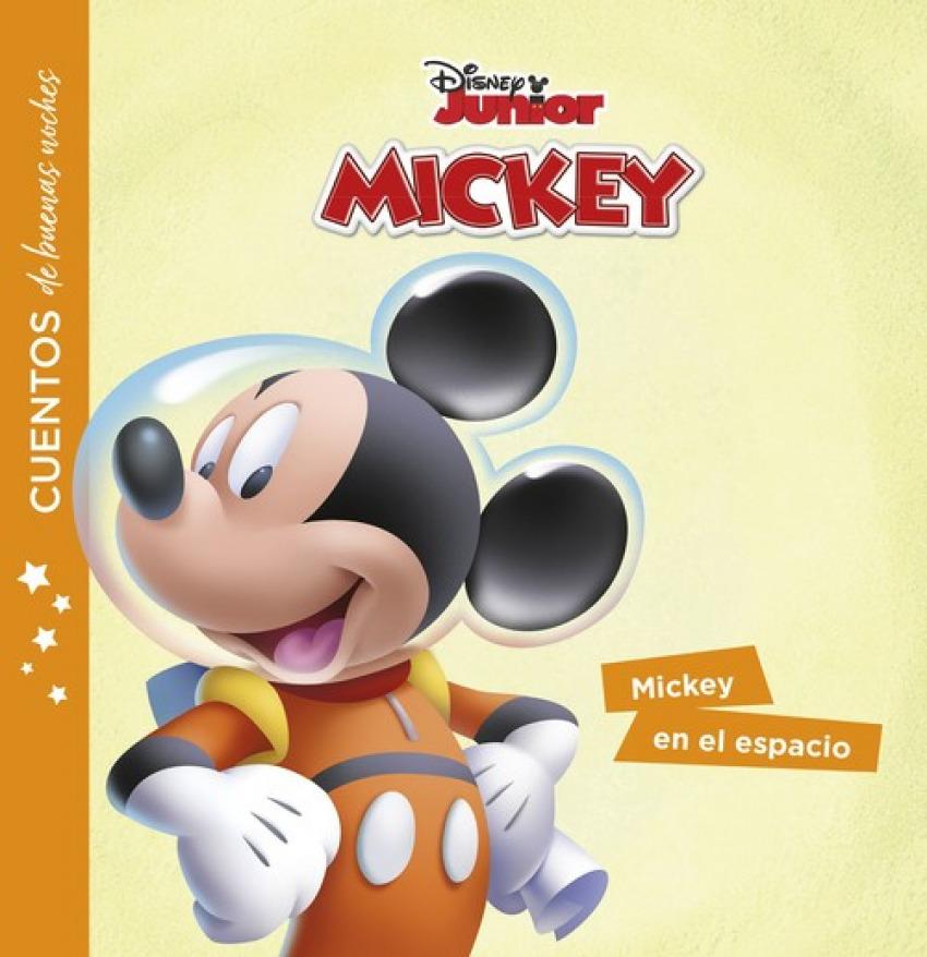 MICKEY EN EL ESPACIO