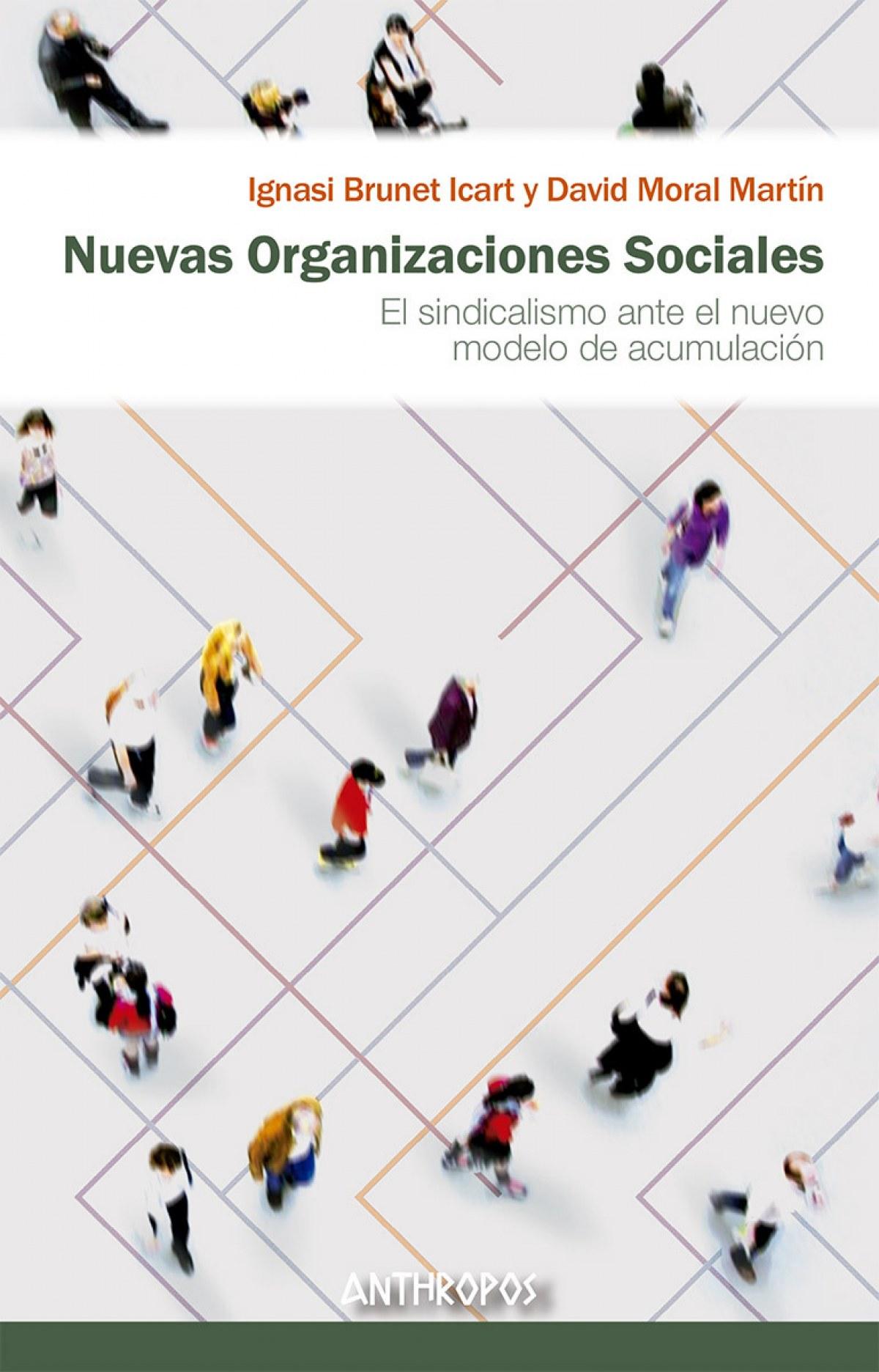 NUEVAS ORGANIZACIONES SOCIALES