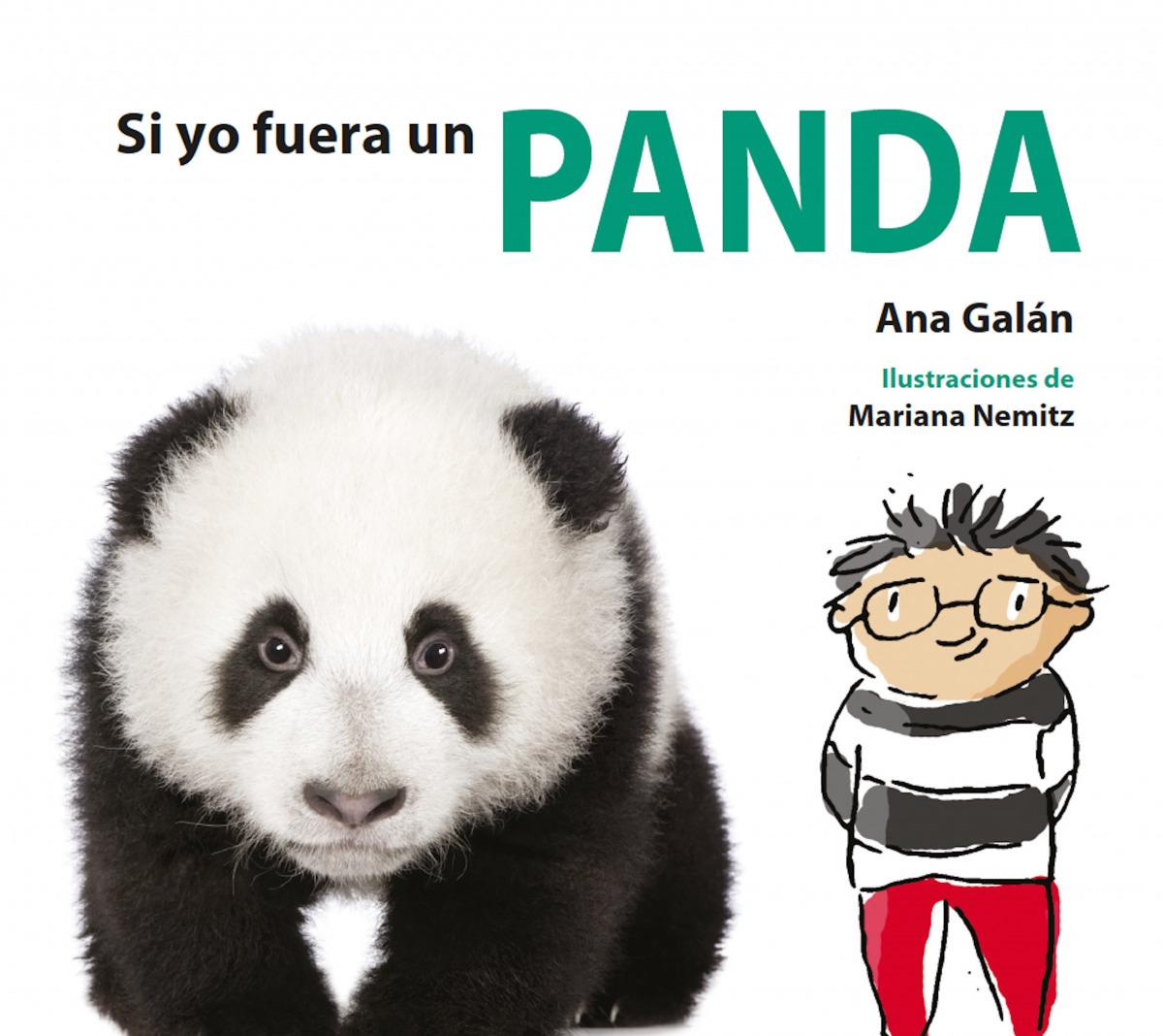 SI YO FUERA UN PANDA