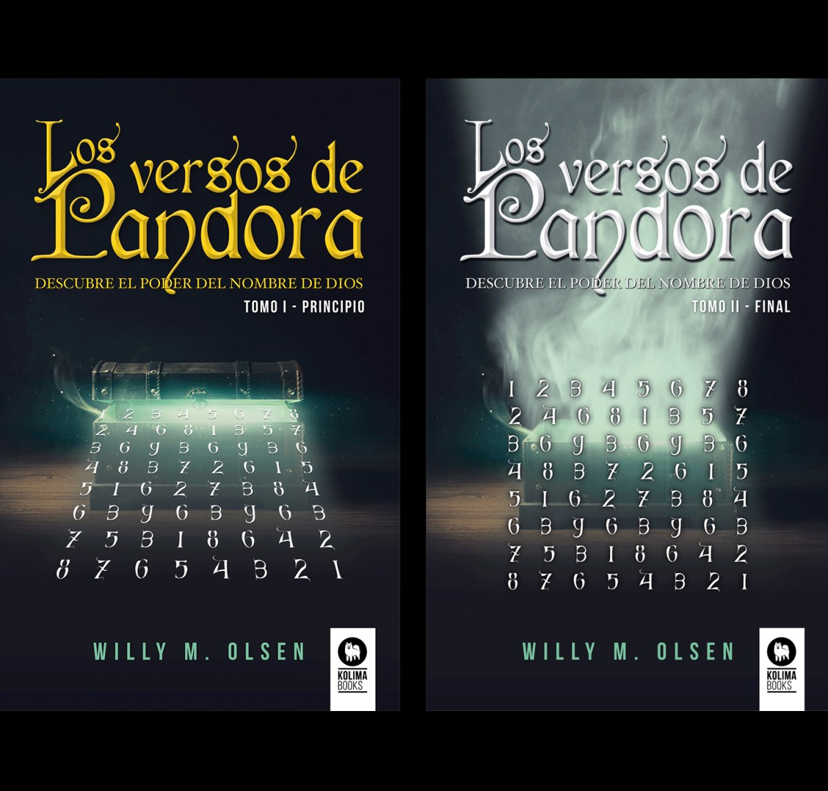 LOS VERSOD DE PANDORA (PACK)