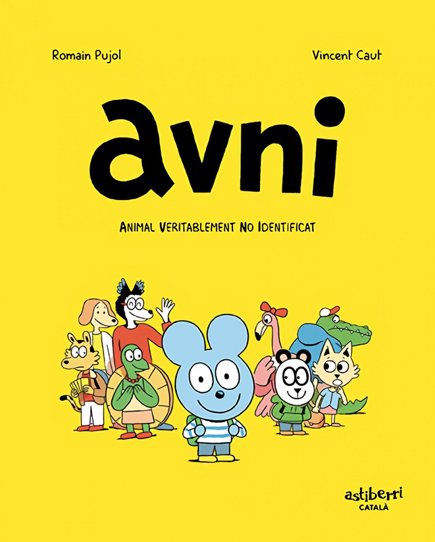 Avni. Animal veritablement no identificat (català)
