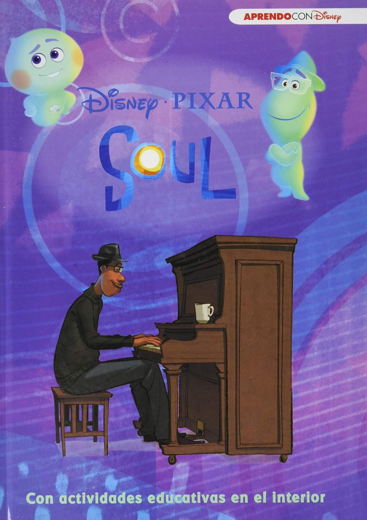 Soul (Leo, juego y aprendo con Disney)