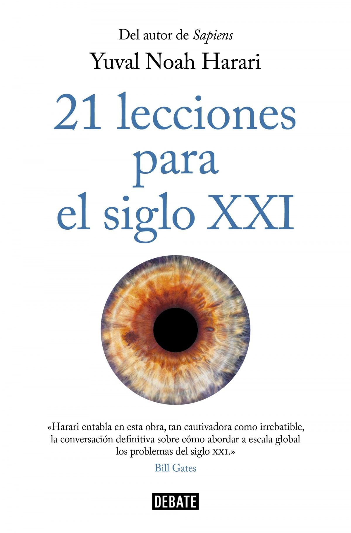 21 LECCIONES PARA EL SIGLO XXI 9788417636593