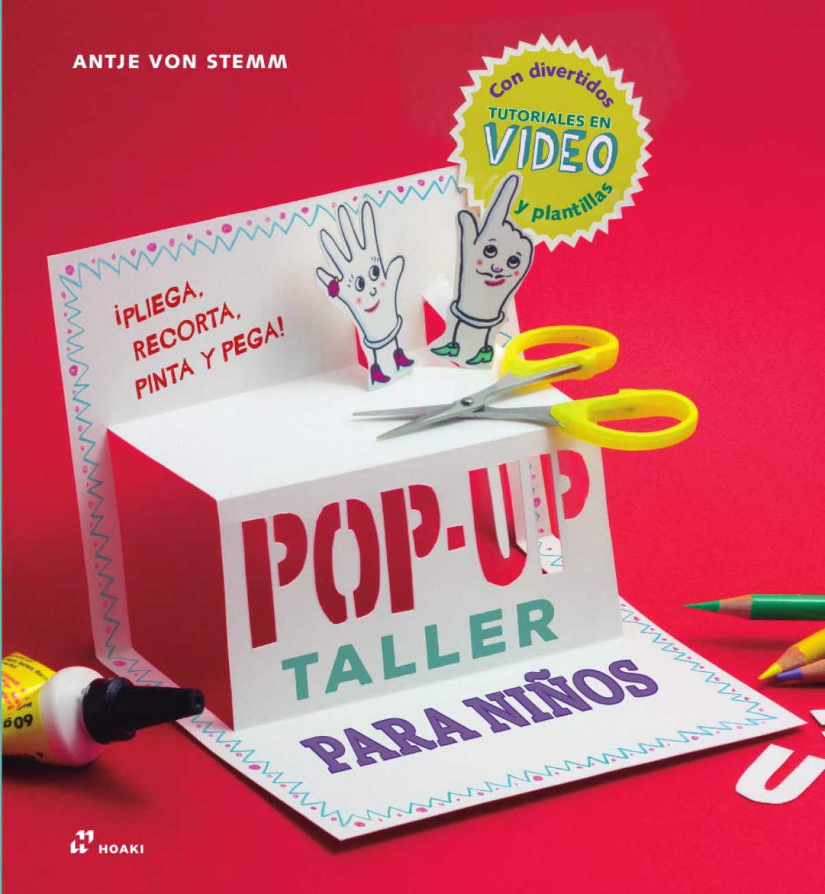 TALLER DE POP-UP PARA NIÑOS