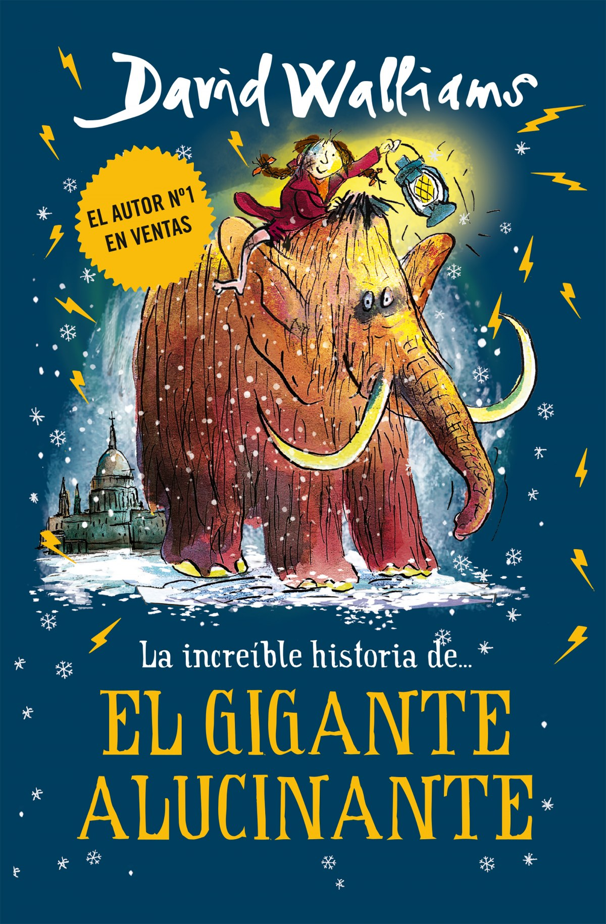 EL GIGANTE ALUCINANTE 9788417671426