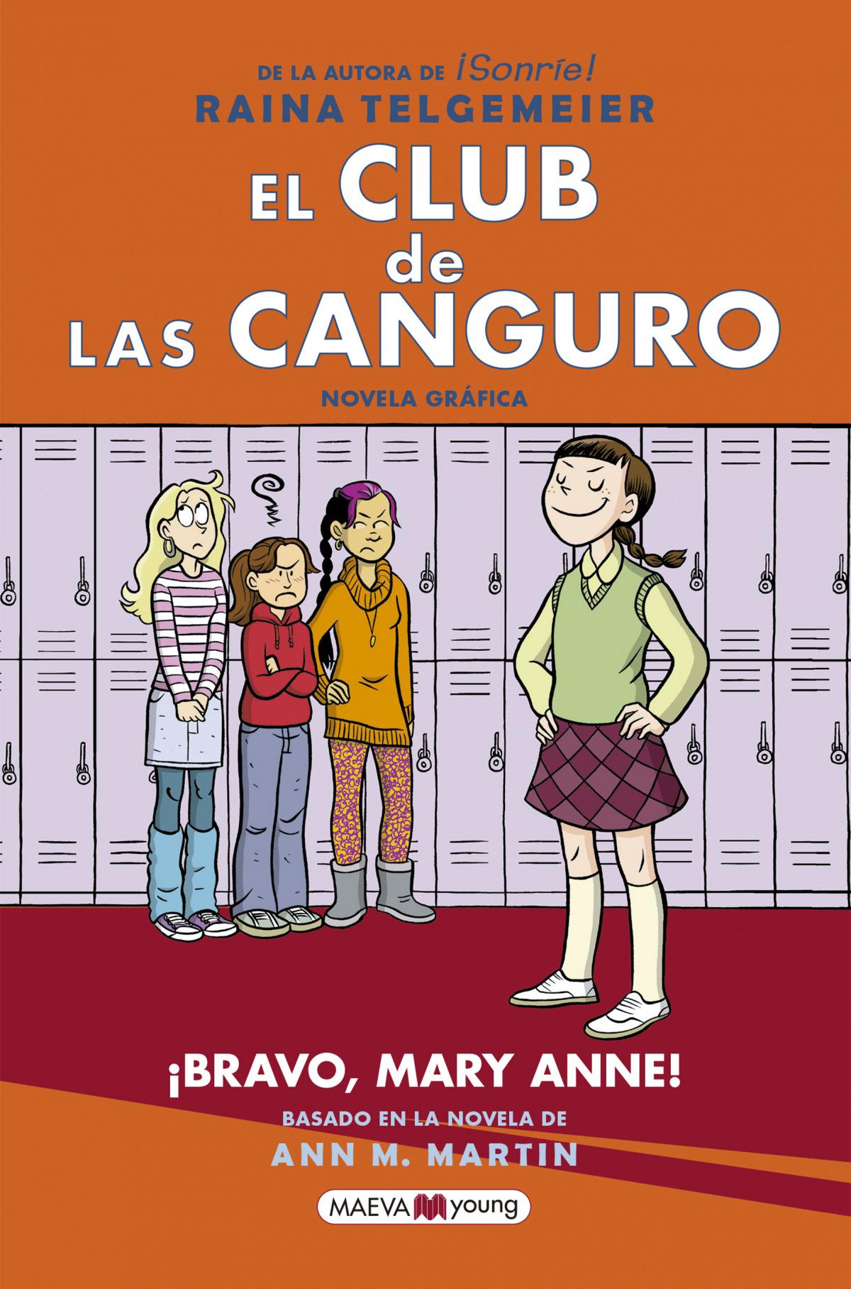 El Club de las Canguro: ¡Bravo, Mary Anne!