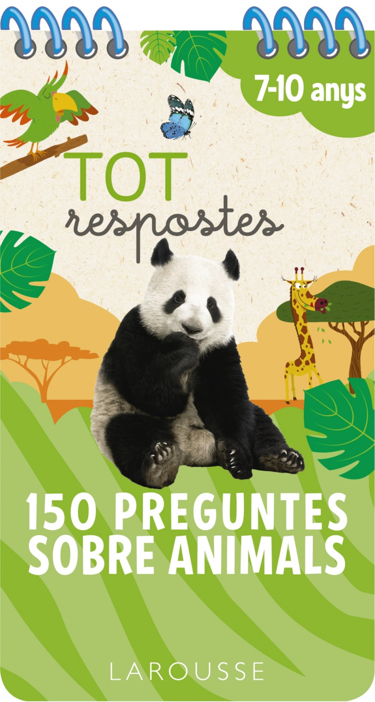 Tot respostes.150 preguntes sobre animals