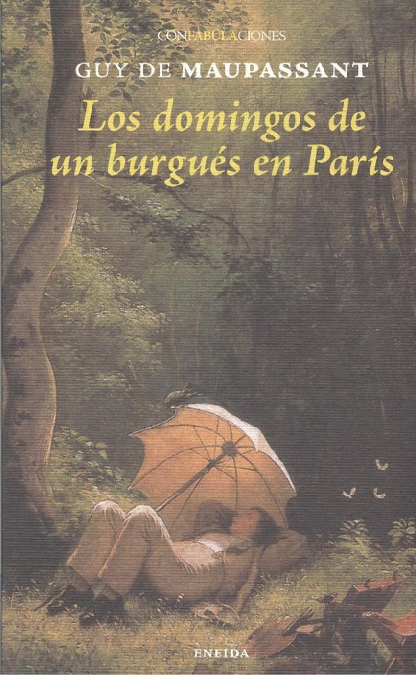 LOS DOMINGOS DE UN BURGUÈS EN PARÍS
