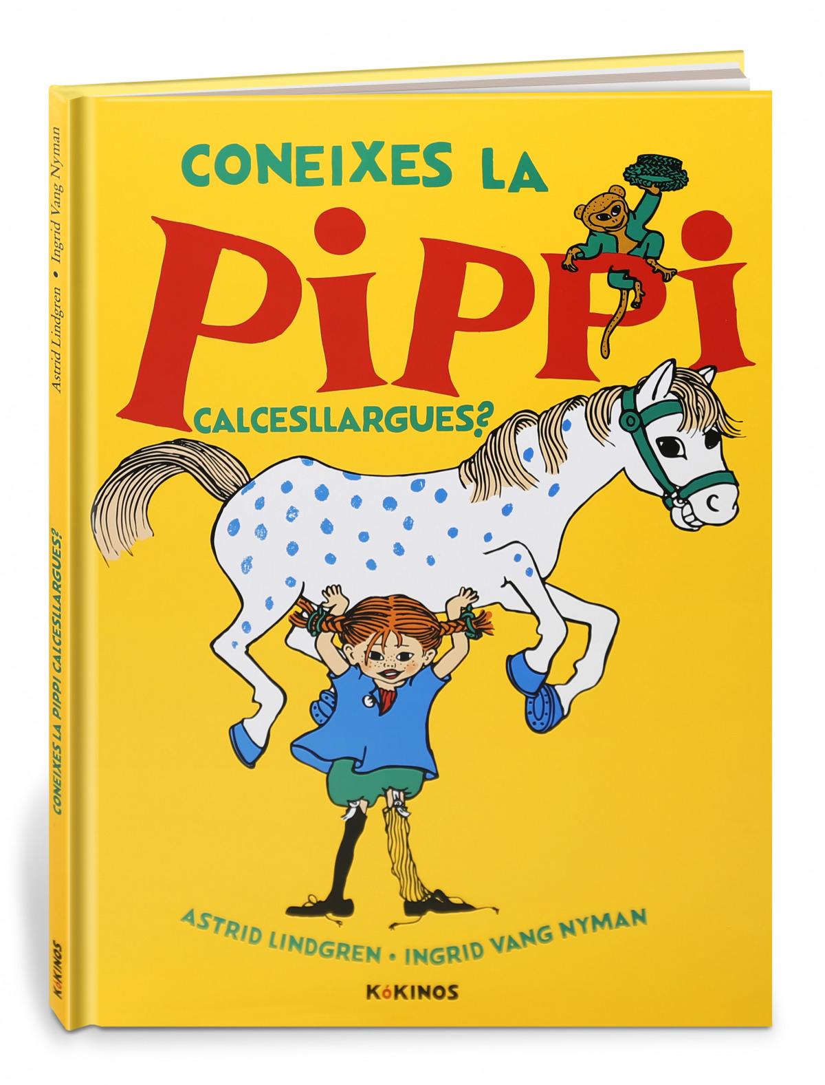 Coneixes la Pippi Calcesllargues