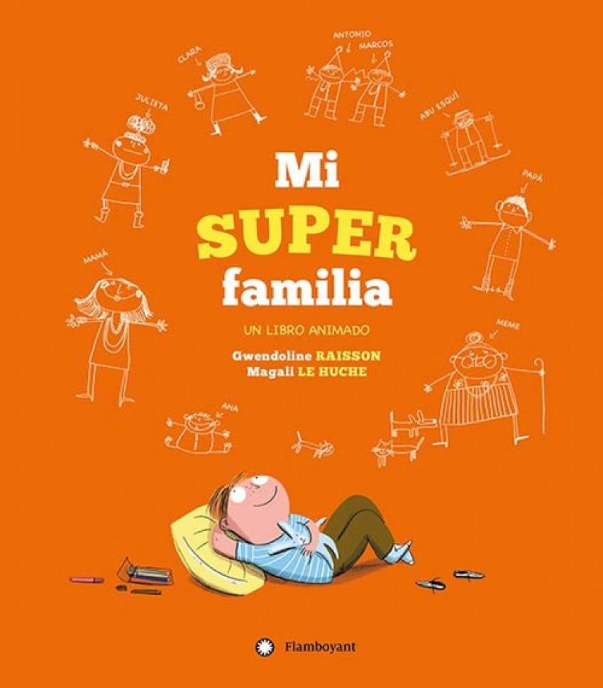 MI SUPER FAMILIA 9788417749033