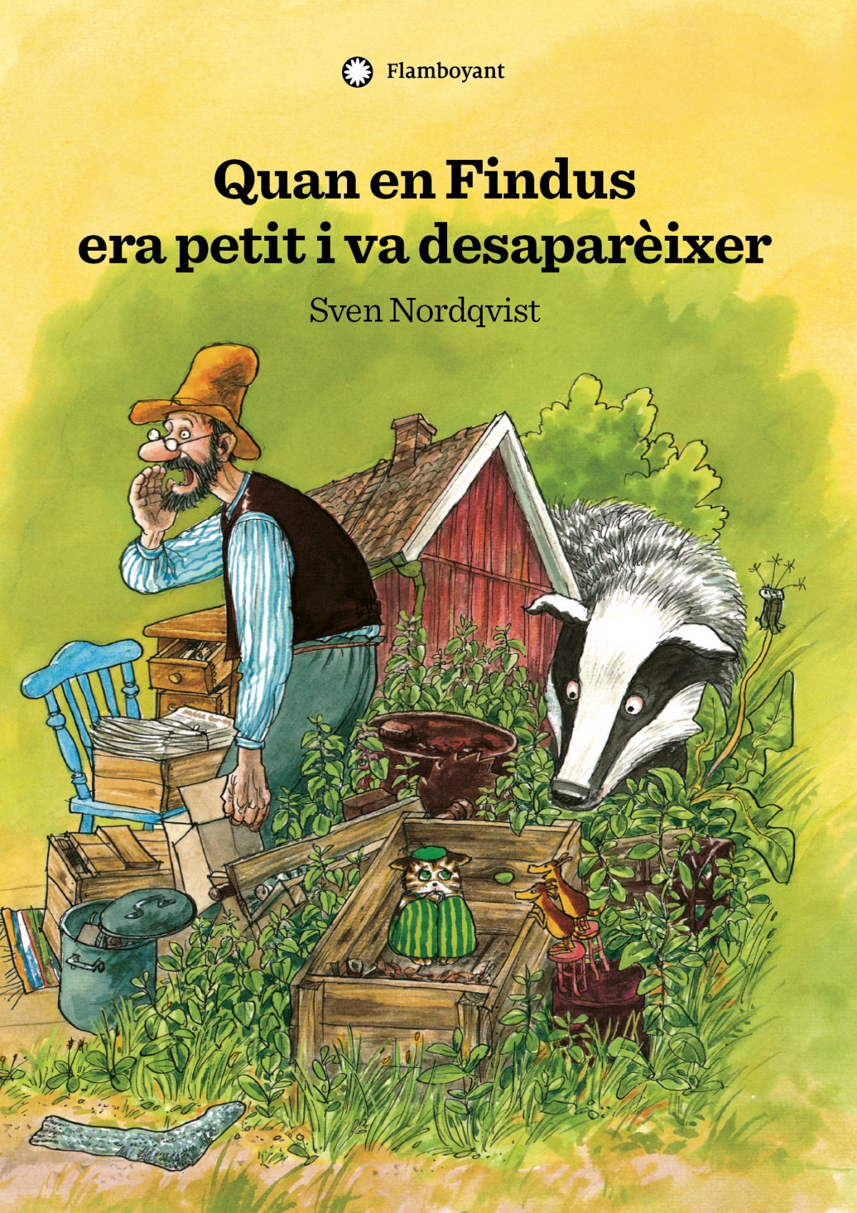 Quan en Findus era petit i va desaparèixer (2a ed.)