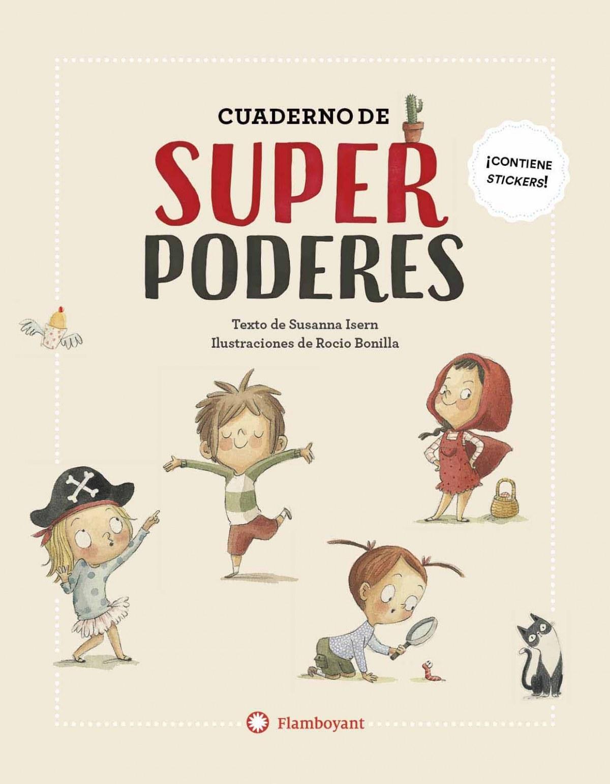 CUADERNO DE SUPERPODERES