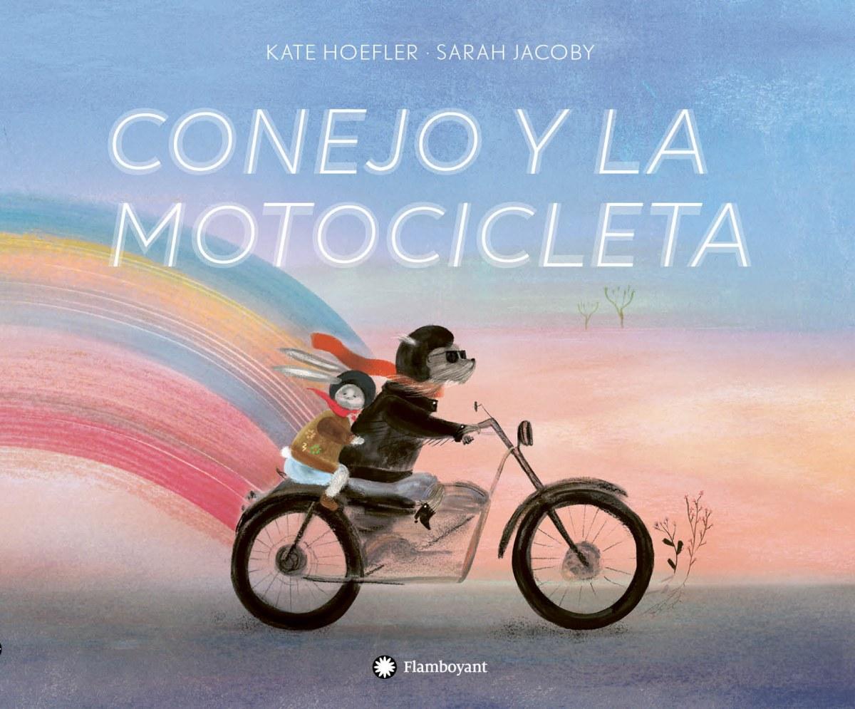 CONEJO Y LA MOTOCICLETA 9788417749316