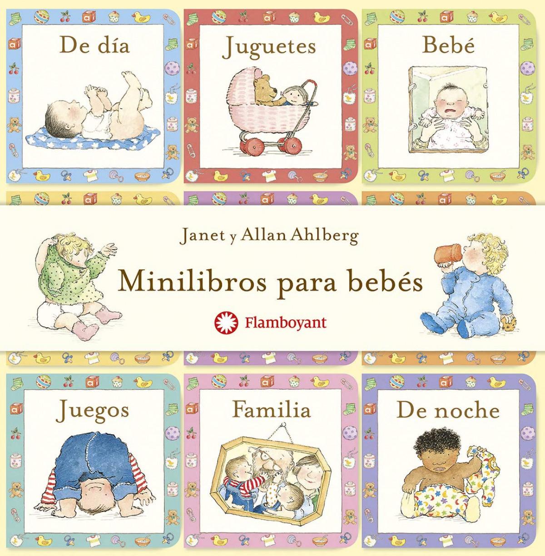 MINILIBROS PARA BEBES 9788417749392