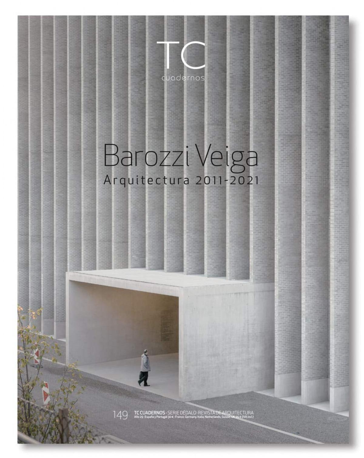 REVISTA TC CUADERNOS N.149 BAROZZI