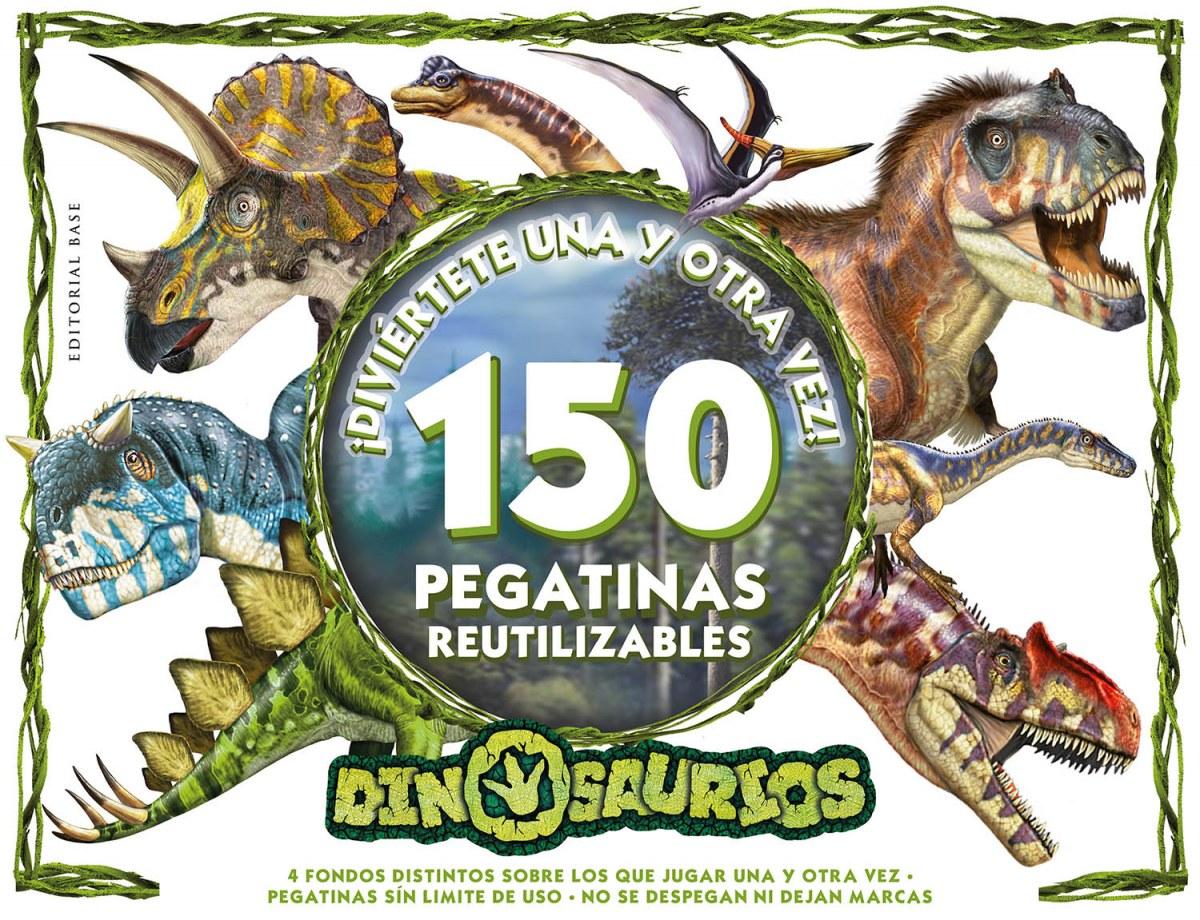 Dinosaurios. ¡Diviertete una y otra vez!