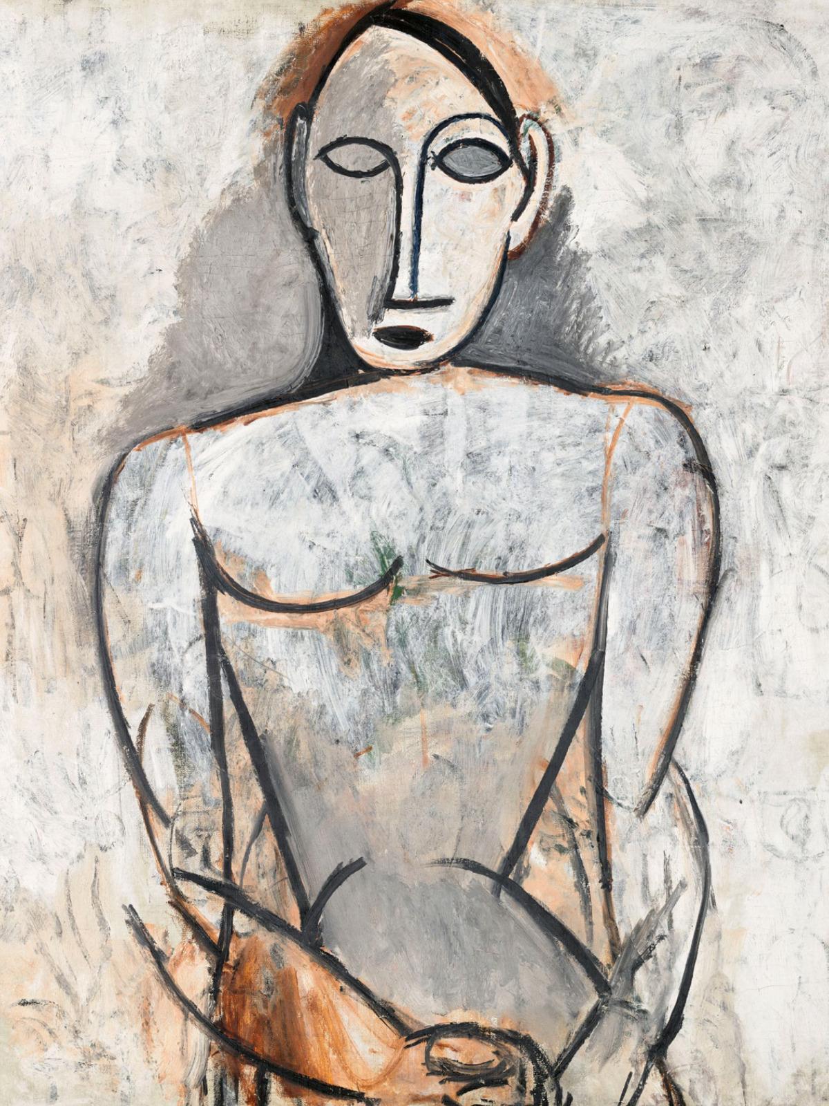 Picasso Ibero.