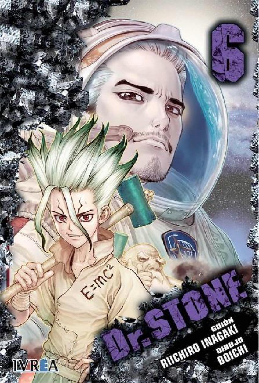 DR.STONE 6