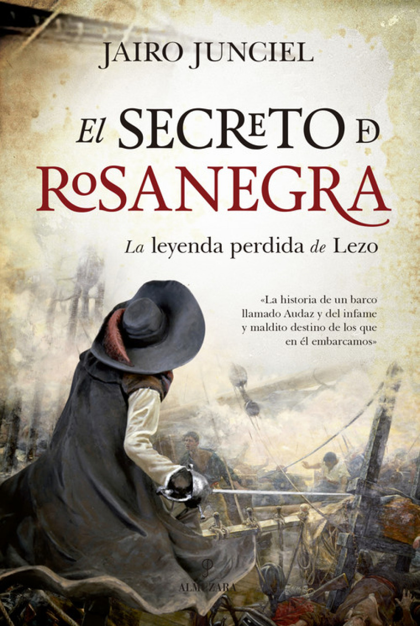 EL SECRETO DE LA ROSANEGRA