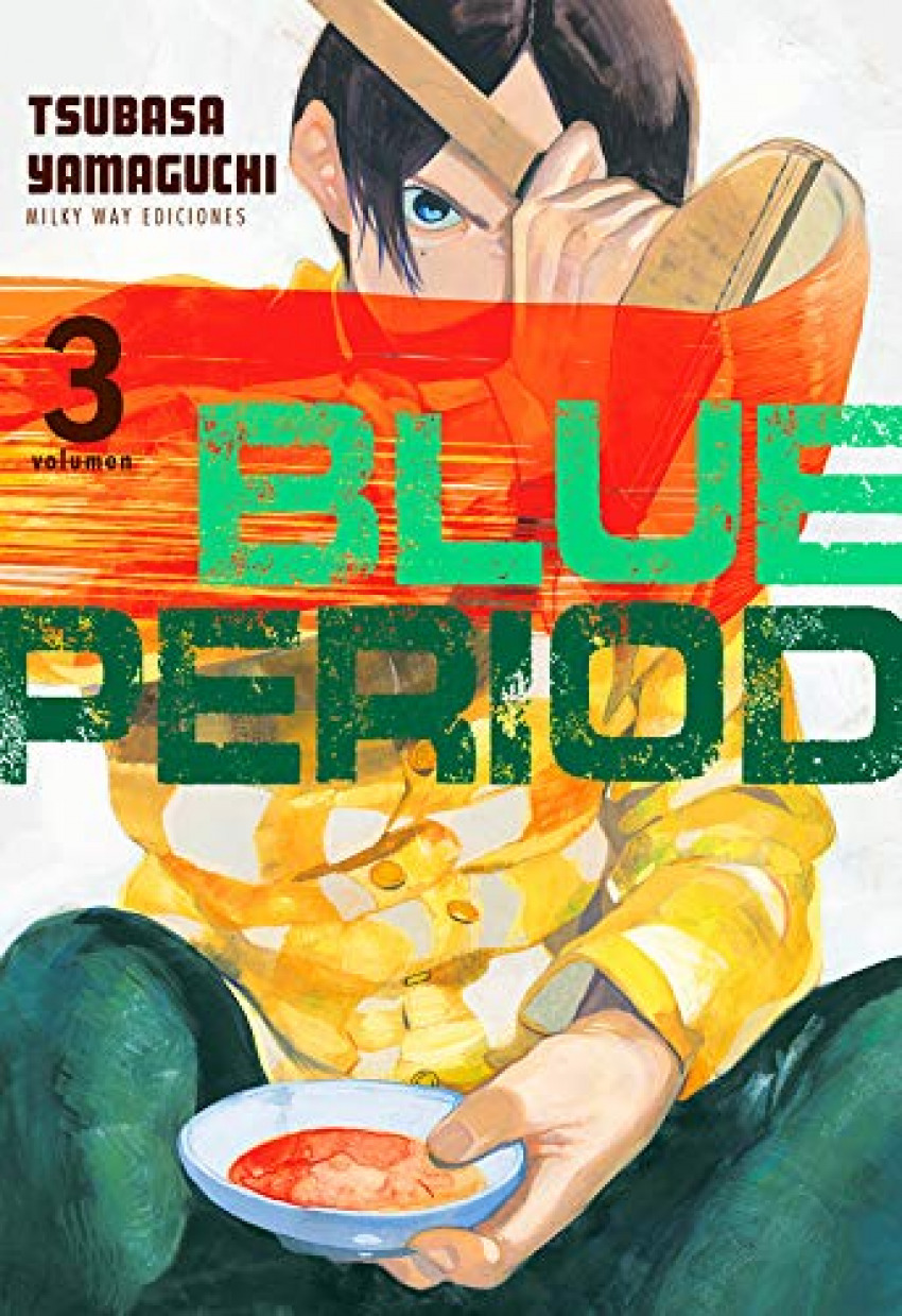 BLUE PERIOD, VOL. 3