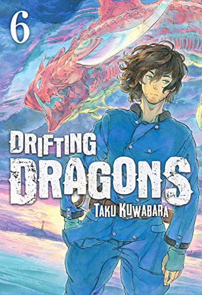DRIFTING DRAGONS, VOL. 6 9788417820985