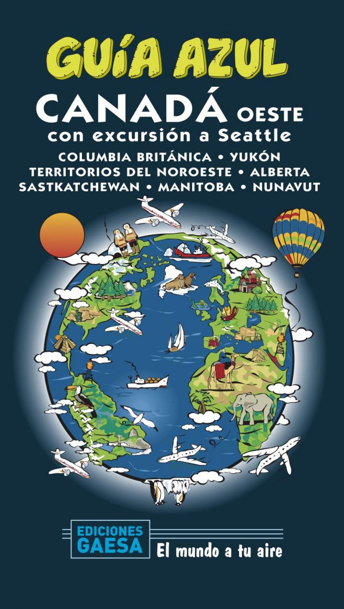 Canadá Oeste Novedad
