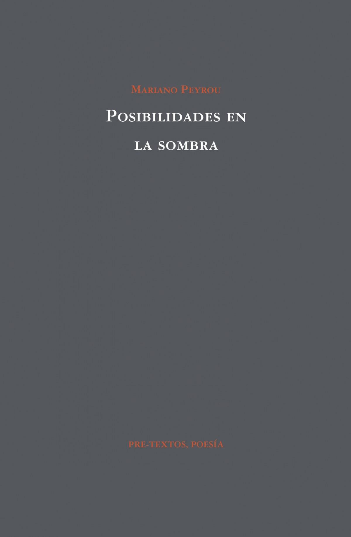POSIBILIDADES EN LA SOMBRA