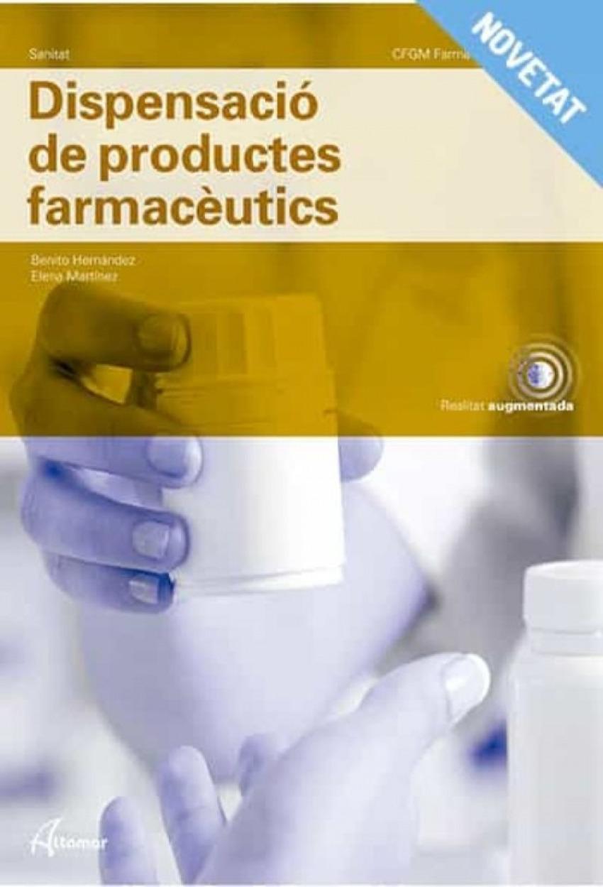 DISPENSACIO DE PRODUCTES FARMACEUTICS (CATALAN) CFGM