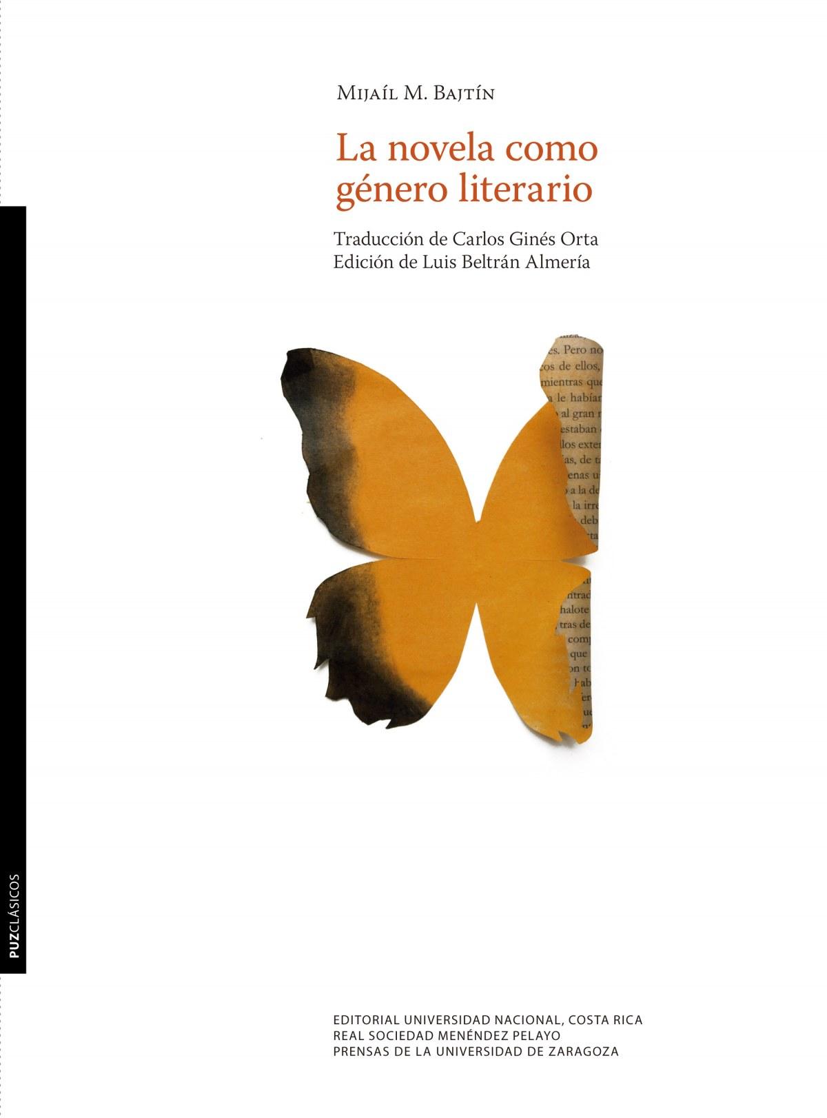 La novela como género literario